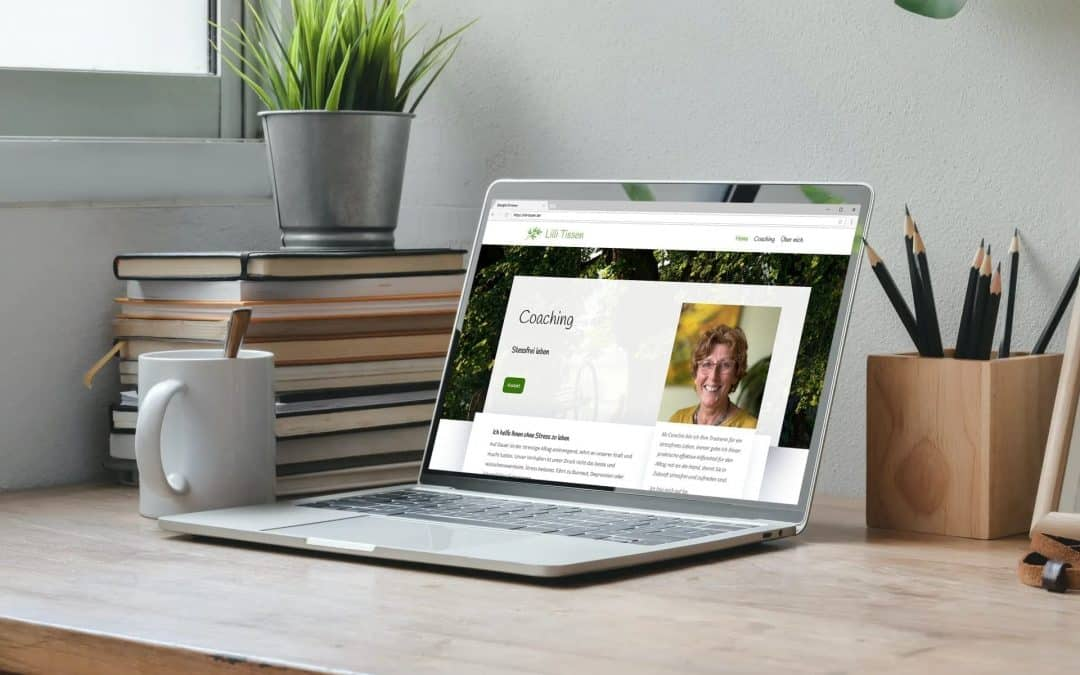 Neue Webseite & Tools für Lilli Tissen