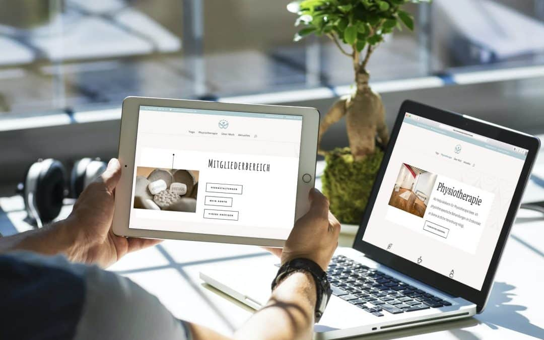 Website Relaunch | mariekeboerger.de