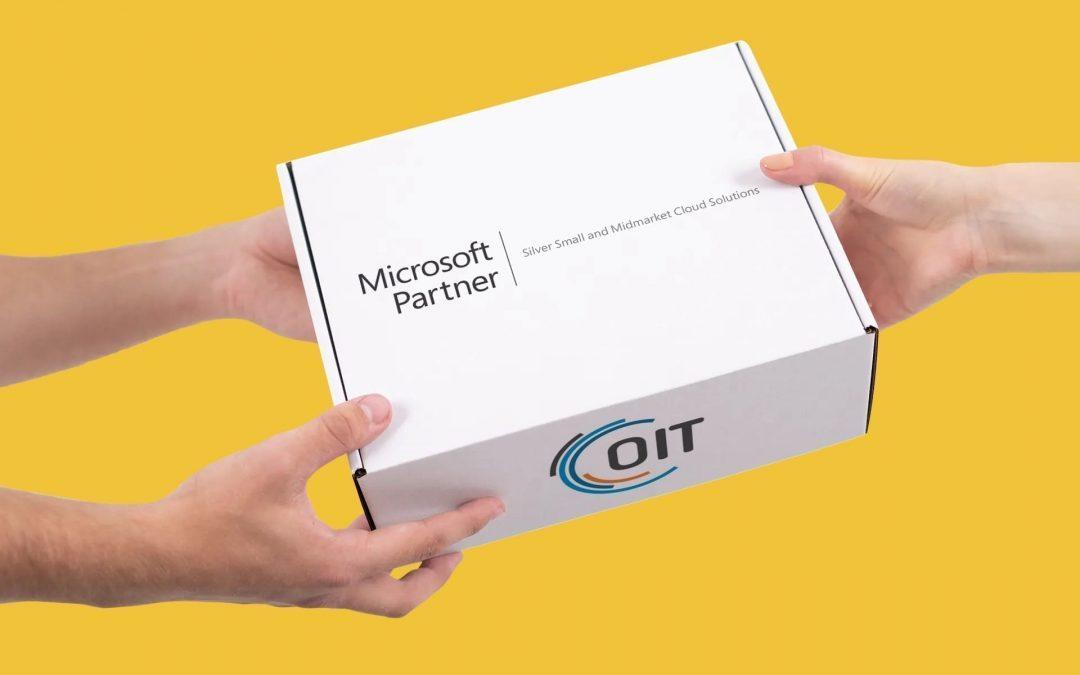 Wir sind Microsoft Silber Partner!